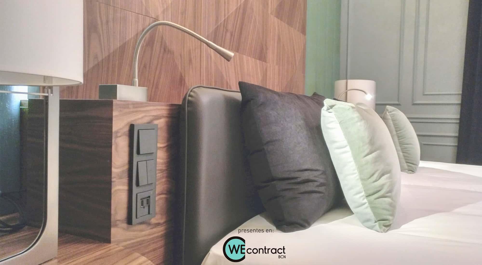 Bustper muebles para hoteles