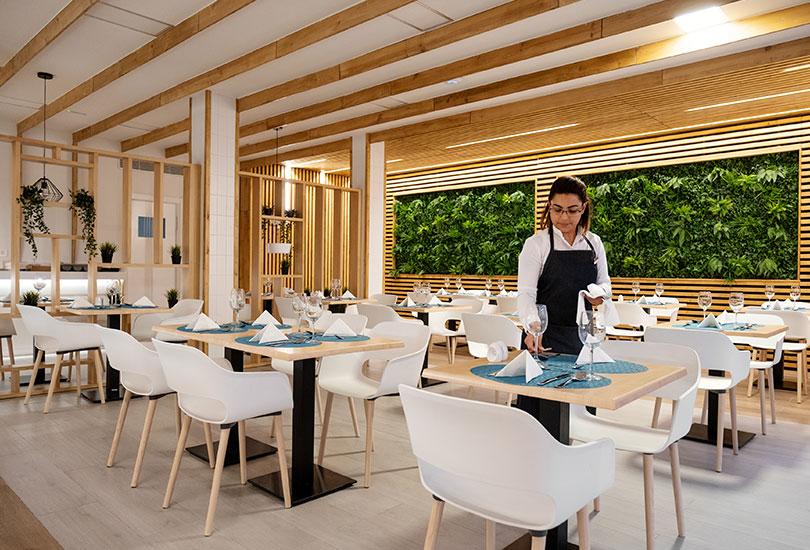 Equipamiento para hoteles en hotel playa park fuerteventura