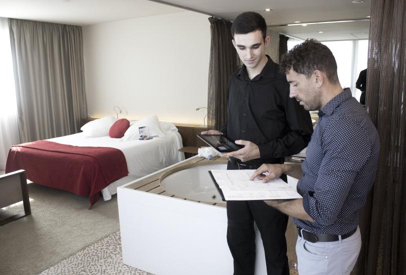 Bustper - Hotel interior design