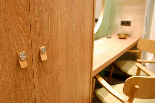Bustper - Dans un équipement d'hôtel la difference est dans les details